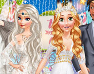 Princess Boho Wedding Rivals