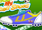 Play Decorate My Fotball Shoes at GirlGamey.Com