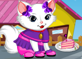Play My Little Kitty Birth at GirlGamey.Com
