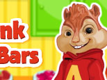 Alvin Chipmunk Nut Goody Bars