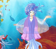 Play Atlantica Dressup at GirlGamey.Com
