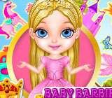 Baby Barbie Princess Fashion