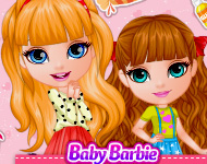 Baby Barbie Sisters Surprise
