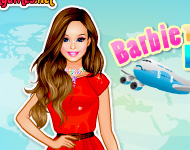Barbie Travel Blogger