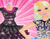 Barbie Little Black Dress