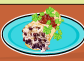Play Black Bean Lasagna Rolls at GirlGamey.Com
