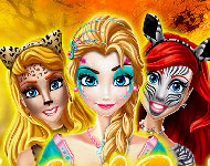 Face Painting Central Park