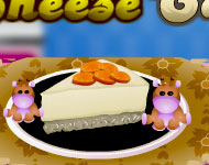 Cooking White Chocolate Cheese Cake