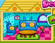 Decorate My Monster House