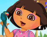 Play Dora at Managerie DressUp