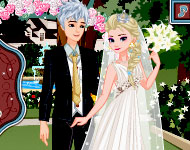 Elsa Retro Wedding