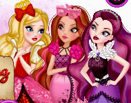 Ever After High Thronecoming Queen