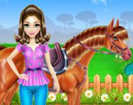 Horse Care and Riding