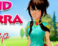 Legend Of Corra Make up Game