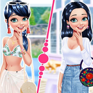 Marinette Travels The World