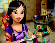 Mulan Crafts