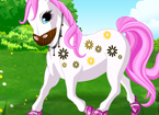 Play Pony Dressup at GirlGamey.Com