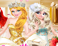 Cinderella Bridal Fashion Collection