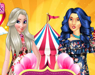 Princesses Funfair Adventure