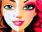 Play Professional Makeup Glitter at GirlGamey.Com
