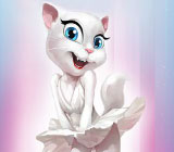 Talking Angela Puzzle
