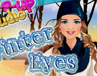 Winter Eyes Make Up Studio